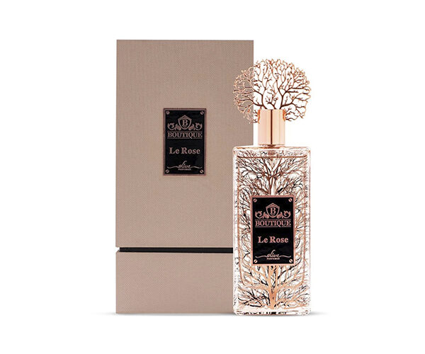 Olive Perfumes Boutique Le Rose For Unisex Eau De Parfum 120ML