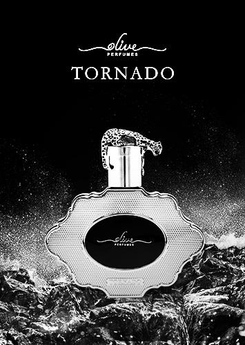 Olive Perfumes Tornado Silver