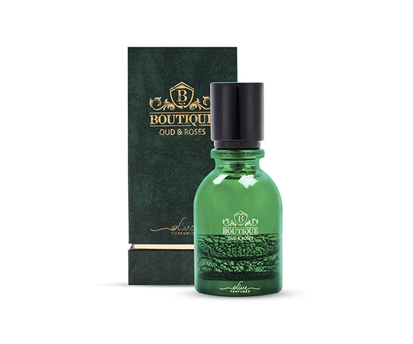 Olive Perfumes Boutique Oud & Roses