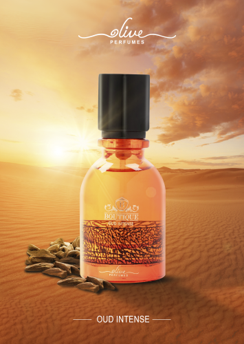 Olive Perfumes Boutique Oud Intense
