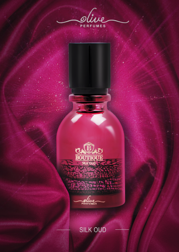 Olive Perfumes Boutique Silk Oud